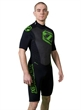 Jetpilot Cause Elite S/S -Green (11035)