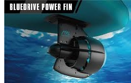 Aqua Marina Blue Drive Power Fin - SUP Motor